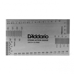 Уход За Гитарой D`ADDARIO PW-SHG-01 String Height Gauge купить