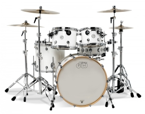 Ударная Установка DW Design Series 5-Piece Shell Pack (Gloss White) купить
