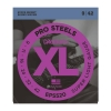 Купить D'ADDARIO EPS520 XL PROSTEELS SUPER LIGHT (09-42)