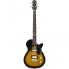 Купить GRETSCH G2220 ELECTROMATIC JUNIOR JET BASS II SHORT-SCALE WN TOBACCO SUNBURST