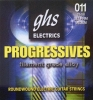 Купить GHS STRINGS PROGRESSIVES PRM 11-50