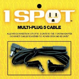 Педалборд VISUAL SOUND MULTI PLUG 5 CABLE купить