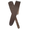 Купить D'ADDARIO 25BL01 BASIC LEATHER GUITAR STRAP (BROWN)