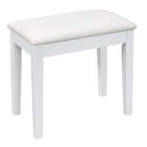 Стул Для Пианиста ORLA STANDARD PIANO BENCH WHITE купить