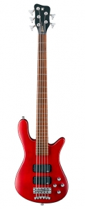 Бас-Гитара WARWICK RockBass Streamer Standard 5-String (Burgundy Red Transparent Satin) купить