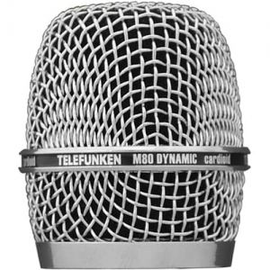 Сетка Для Микрофона TELEFUNKEN M80 CHROME HEAD GRILL HD03-CROM купить