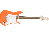 Купить SQUIER BY FENDER AFFINITY SERIES STRATOCASTER LR COMPETITION ORANGE
